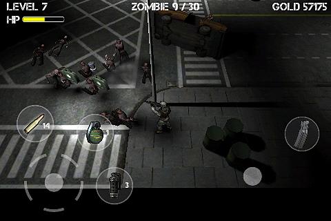 Screenshot Z.I.D : Zombies In Dark FREE