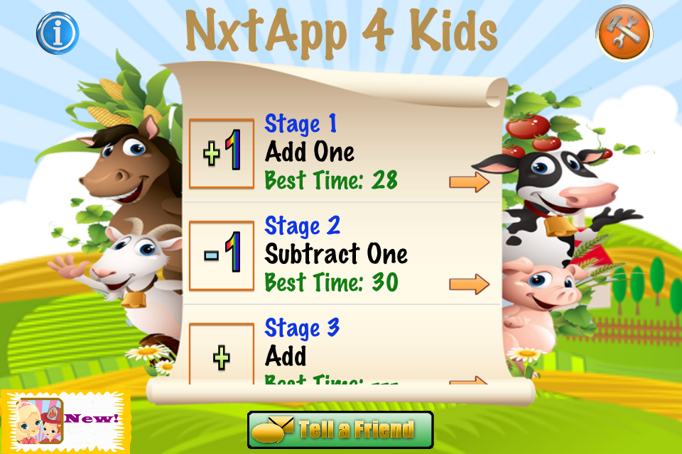 NxtApp 4 Kids - Educational App